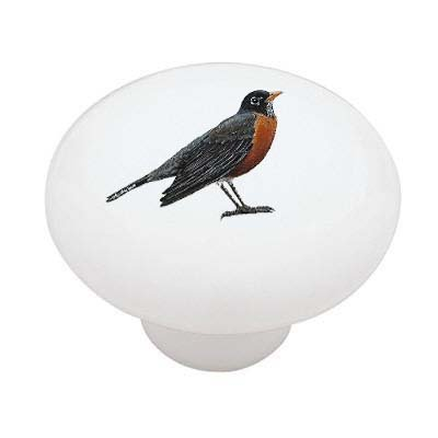robin-red-breast-decorative-high-gloss-ceramic-drawer-knob