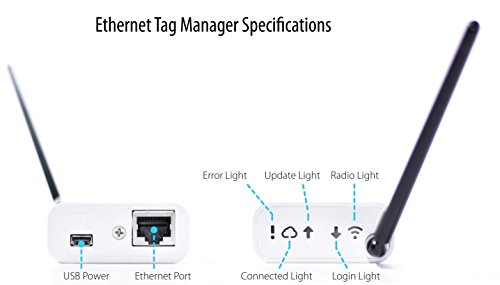 (Cao Gadgets Wireless Sensor Tag Manager Controller)