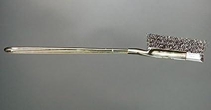 Cepillo para la limpieza del acero Bote para guardar cenizas, diseño de estufa en pellets