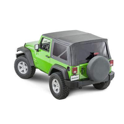 MasterTop 15101835 2010-2018 JK 2 door Jeep Soft Tops