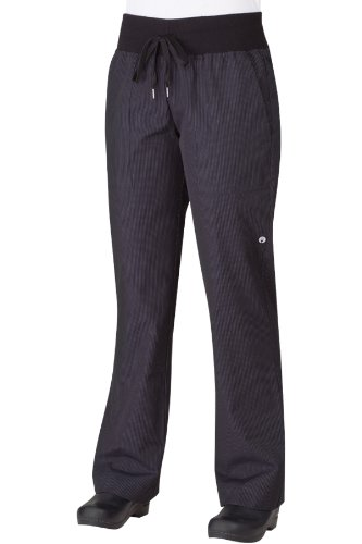Chef Works Women's Comfi Chef Pant (PW004) by Chef Works
