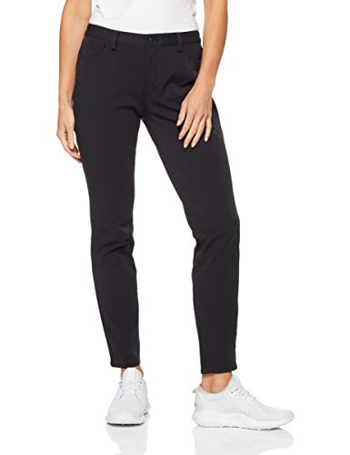 Nike Womens Fitness Workout Wear Athletic Pants Black ()