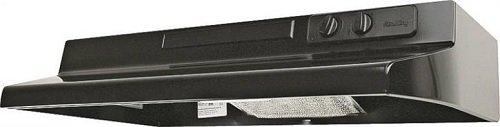 Air King DS1306 Designer Series 30-Inch Under Cabinet Range Hood, (Range Hood Infinite Speed Control)