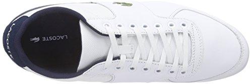 Scarpe Spm Taloire 1 Da Lacoste Uomo Sport 116 Barca cblack Rosso dkgrey cblack wBqxXn