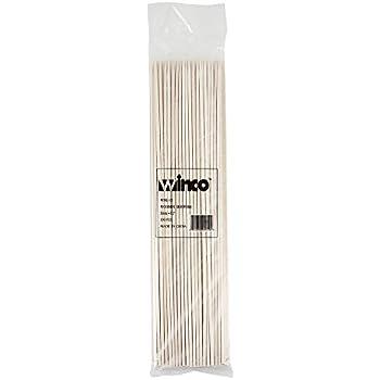 """Bamboo Skewers Pack (100Pcs/Bag) - 12"""""""