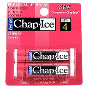 Chap Ice Premium Lip Balm Cherry SPF 4 by ()