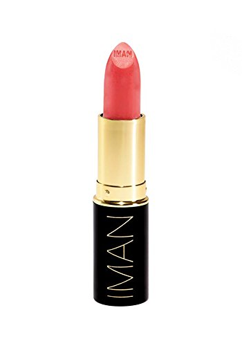 IMAN Luxury Moisturizing Lipstick (Hot 027) - Iman Luxury Moisturizing Lipstick