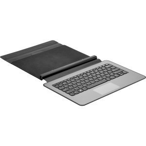HP Pro x2 612 Travel Keyboard - Docking Connectivity - Docking Port InterfaceClickPad - Compatible with Tablet - G8X14AA#ABA by Generic