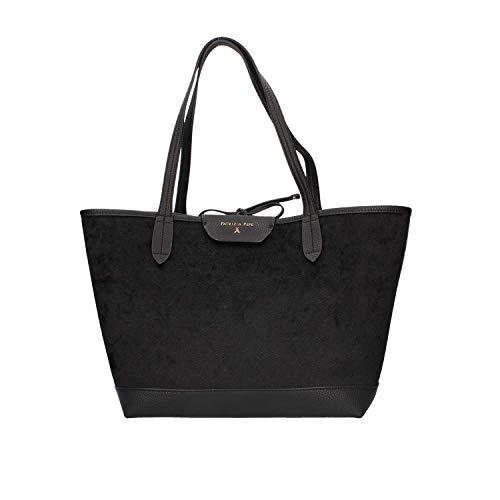 2v7193 Black Patrizia a4o4 Bag Women Pepe Shopping 6nwqRU