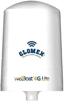 Glomex WEBBOAT Internet 4G LITE - Antena: Amazon.es: Electrónica