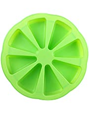 8 Triangle Cavity Silicone Cake Portion Mould Cake Pan Slices Pastry Pan Pizza Slices Pan