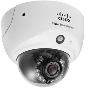 NEW VC 220 Dome WDR Day/Night PoE (Security & (Cisco Surveillance Camera)