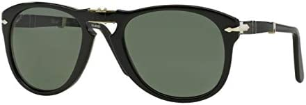 f7ce89389a484 Persol 0714 Black 95 58 Polarised 54mm (B001P2QE6G)