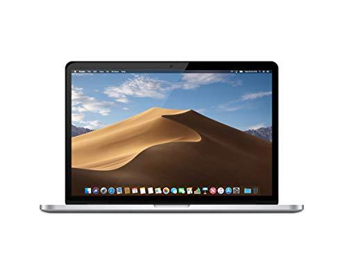 Apple MacBook Pro 15 Laptop Intel Quad Core i7 2.6GHz (ME874LL/A) Retina Display, 16GB Memory, 512GB Solid State Drive (Refurbished)