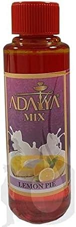 Melaza Adalya Lemon Pie para shisha SIN NICOTINA - Sabor: Tarta de Limón (170 ml) - Sustitutivo de tabaco sin nicotina para cachimba