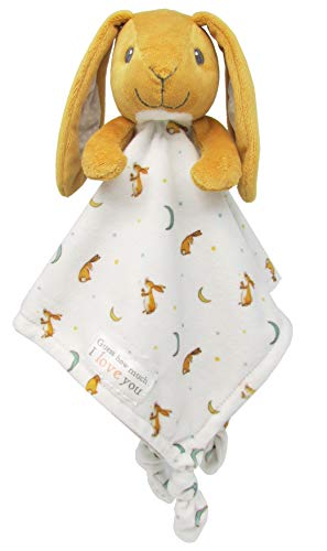 Guess How Much I Love You Nutbrown Hare Blanky & Plush Toy, 12