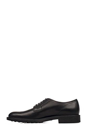 À Lacets Noir Chaussures XXM45A0H370D90B999 Tod's Homme Cuir qw0xH6