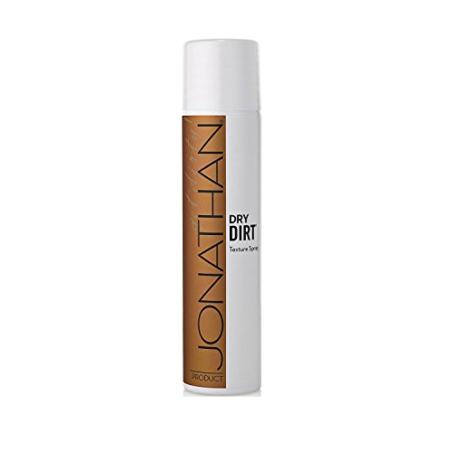Jonathan Product - Dry Dirt Texture Finishing Spray, Style, Volumizing Root Boosting, Lift , Beach Wave 4 ()