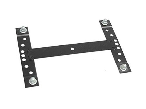 (Volvo (2003+) FRONT Number Plate Base GENUINE)