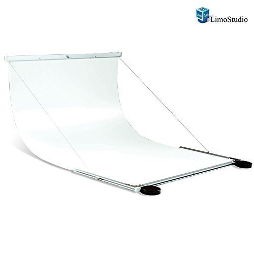 LimoStudio Digital Photo Portable Ecommerce Business Shooting Table White Background , AGG1570 by LimoStudio
