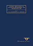 Control Applications of Nonlinear Programming and Optimization 1989: Workshop Proceedings (IFAC Workshop Series)