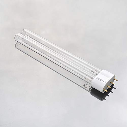 Aquaneat 18W Watt UV Light Bulb 2G11 Base for Aquarium UVC - Uv Aqua Sterilizer Medic