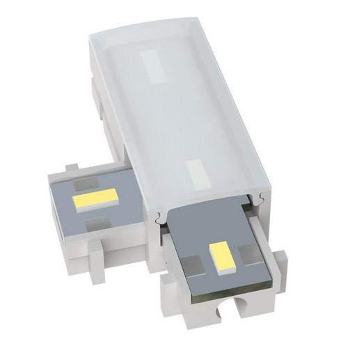 모리스 제품 71207 12 볼트 LED 무인 UNDERCABINET LIGHT44티 왼쪽 커넥터-4000 천개