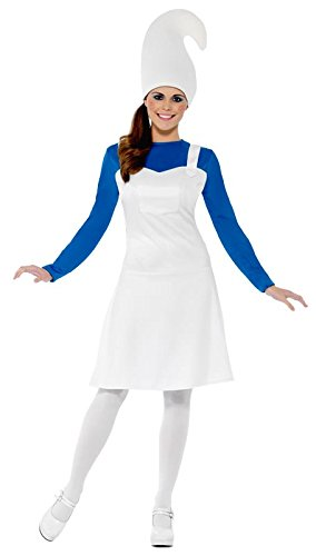 Smiffy's Women's Garden Gnome Costume Female