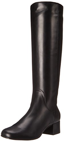 Aquatalia Womens Larkin Winter Boot Black Vitello