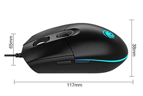 KOTE Gaming Optical Wired Mouse