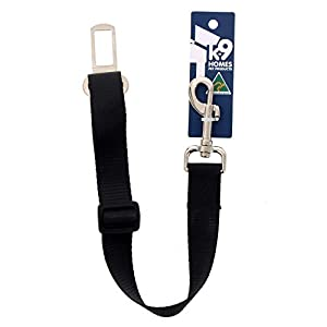 Dog Seat Belt Strap 25mm 35cm-55cm K9 Homes Puppy Car Restraint Training Click on image for further info.