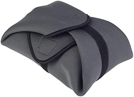 45 x 45cm Yhuisen Shockproof Neoprene Bag Magic Wrap Blanket Compatible with Canon//Nikon//Sony Camera Lens Size
