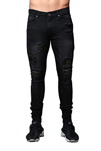 Homme Ze enzo Ze Jeans Noir enzo 7IFq6Uwqz