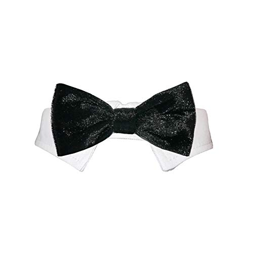 Pooch Outfitters Dog Tie and Bow Tie Collection | Extensive Selection for Any Style, Mood, Occasion, and Holiday | Small, Medium, Large -