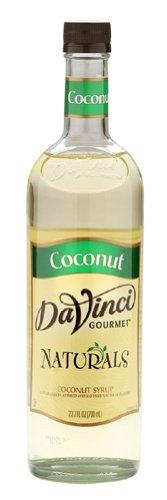 Da Vinci flavor syrup Naturals Coconut 700ml