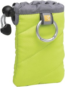 2 Pocket Logic (Case Logic UP-2 Universal Pockets Medium (Lime))