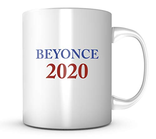 BEYONCE FOR PRESIDENT 2020 Coffee Mug - Makes A Great Fan Gift