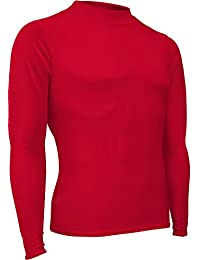 CT501L Adult Unisex Cold Weather Sports Athletic Compression Long Sleeve Shirt