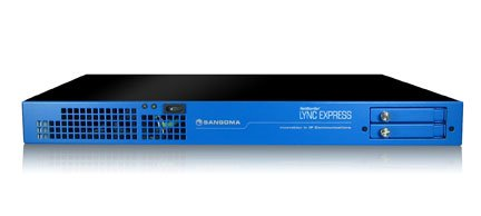 Sangoma NetBorder Lync Express 25 Call SBC Single AC PSU 100 Users