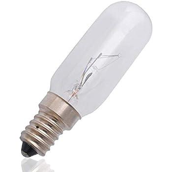 Amazon Com Wb25x10030 Microwave Light Bulb 125 Volt 40
