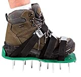 Lawn aerator shoes. Manual aerator for garden breathing-Ellen's home and kitchen