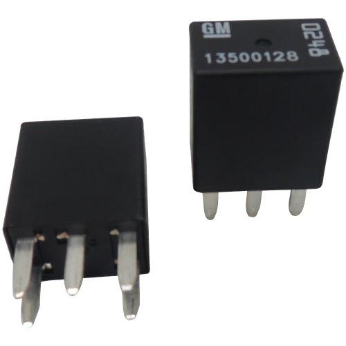 New OEM GM 5-Pin Relays (2 Pack) 13500128