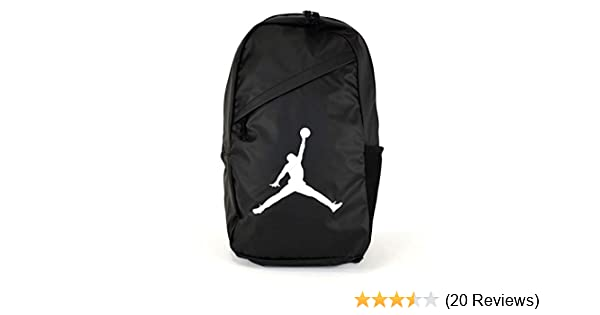 Amazon.com  Nike AIR JORDAN Backpack Crossover Pack (Black)  Sports    Outdoors 05e81bed2