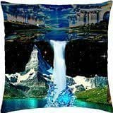 indian - Throw Pillow Cover Case (18