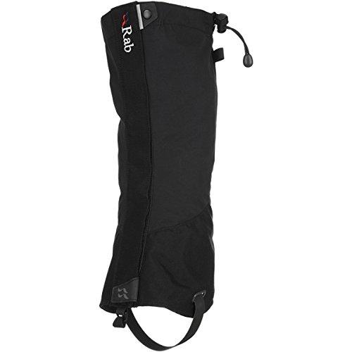 RAB Latok Alpine Gaiter (Black, Large)