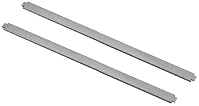 POWERTEC 128070 13-Inch HSS Planer Knives for Ridgid TP1300, Set of 2
