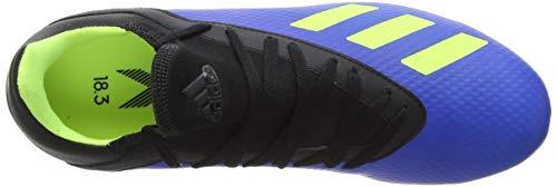 cblack Adidas Unisex X Scarpe fooblu syello Bambini Da Blu syello Ag 18 Fooblu cblack Calcio 3 – OOxwBrq