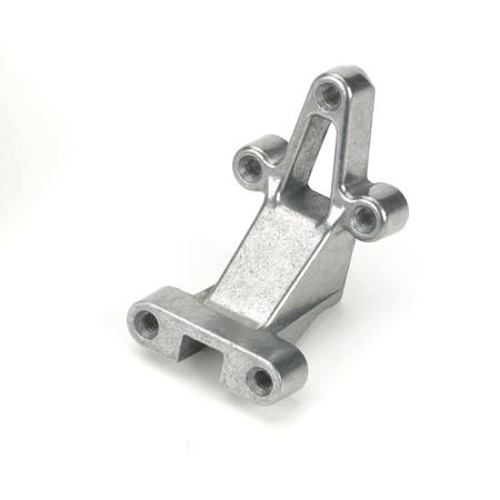 Losi Motor Plate & Chassis Brace: LST/2, XXL/2, LOSB2254 ()