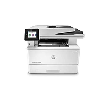 HP LaserJet Pro Multifunction M428fdn Laser Printer – Ethernet Only, Amazon Dash Replenishment Ready (W1A29A), White