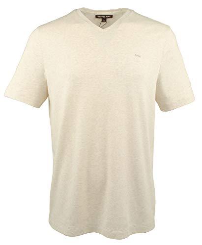 Michael Kors Men's V-Neck Liquid Cotton - Cotton Mens Liquid